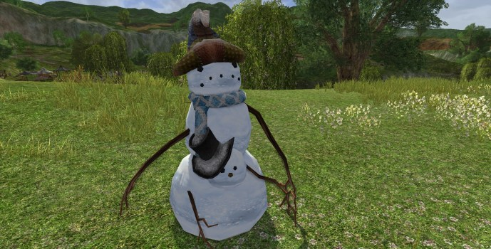 Malformed Snow-Wizard