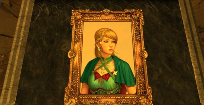 Portrait of Narmeleth