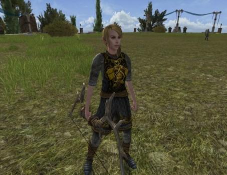 Elf Female Property Guard