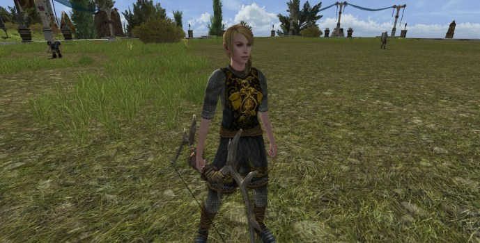 Elf Female Property Guard