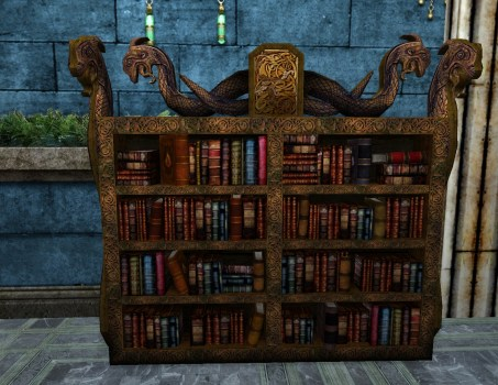 Rhovanion Lost Lore Bookcase