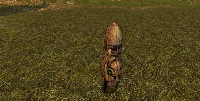 Medium Woodmen Totem