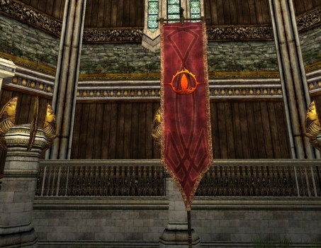 Ancient Banner of Sauron