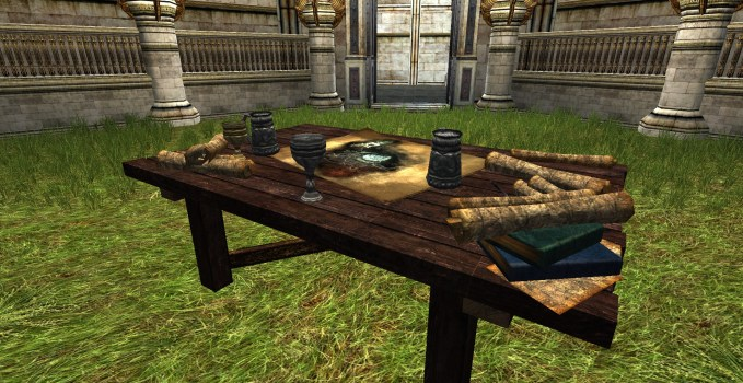 Cartographer's Table – Minas Morgul