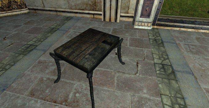 Minas Morgul Table – Small