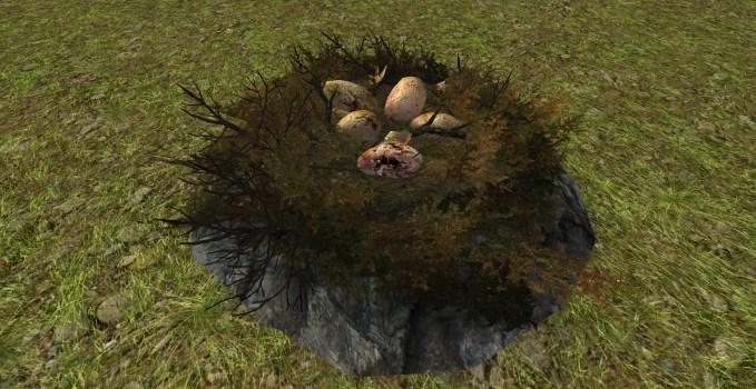 Fell Beast Nest