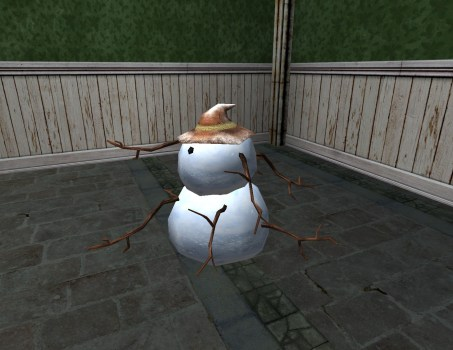 Malformed Miniature Snow Ent