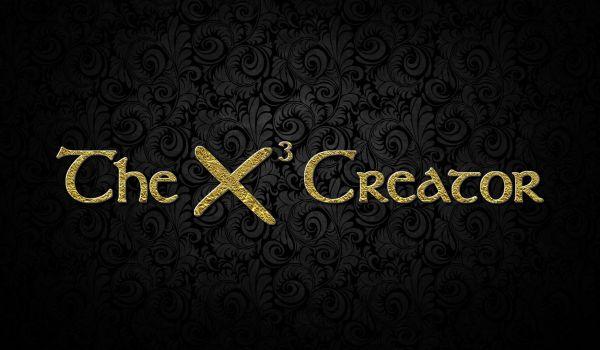 "Contest : ""The X³-Creator"""