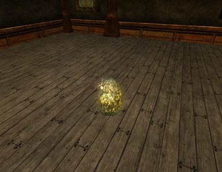 Bile-Smothered Egg Sac