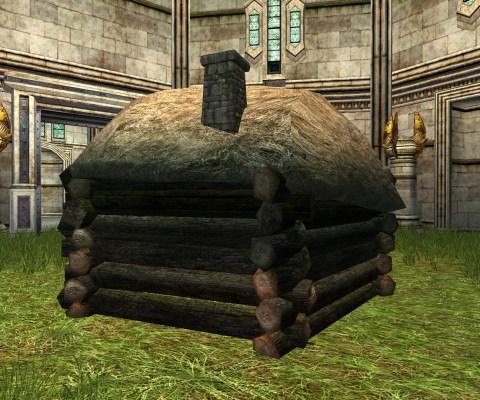 Log Outbuilding