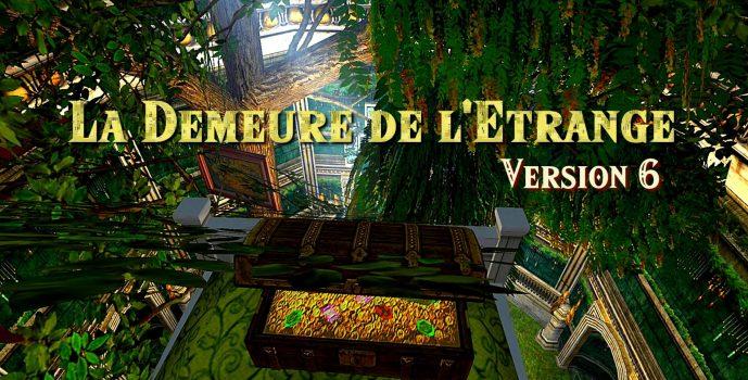"Results : ""La Demeure de l'Étrange VI"""