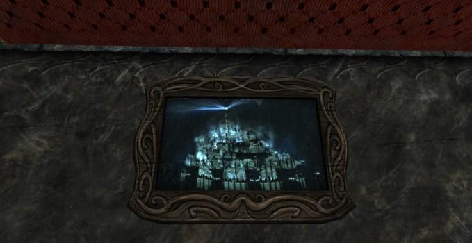 Minas Morgul and the Ephel Duath