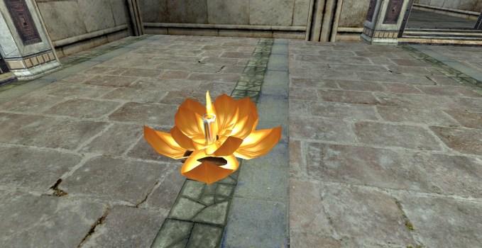 Floating Lantern – Open