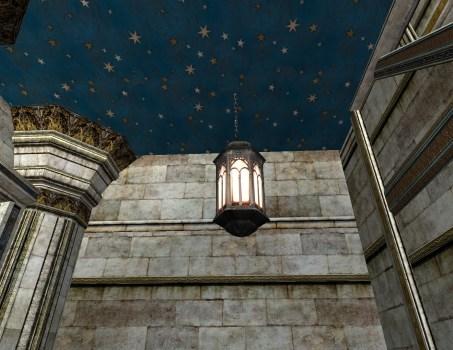 Ornate Hanging Lantern