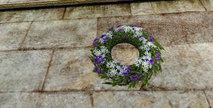 Midsummer Wedding Wreath