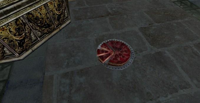 Sliced Fruit Pie