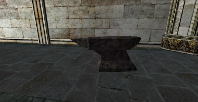 Large Blacksmith's Anvil