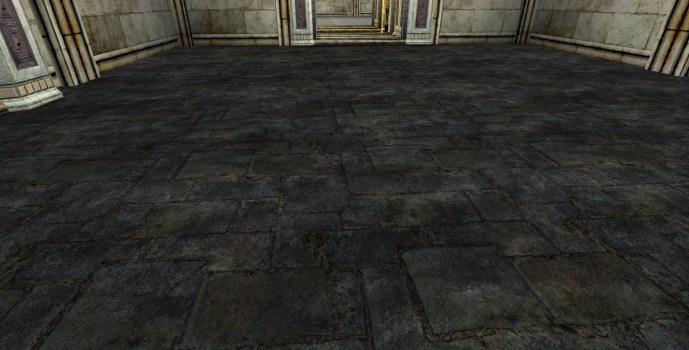 Flagstone Floor