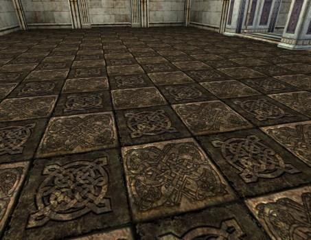 Rohirric Tiled Floor