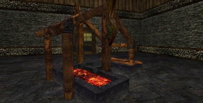 Rohirric Forge