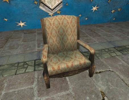 Gammer's Best Arm Chair