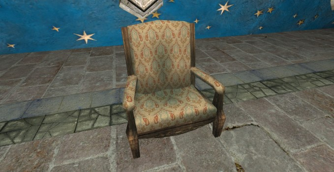 Gammer's Best Arm Chair