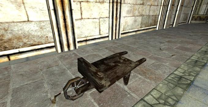 Workman's Wheelbarrow