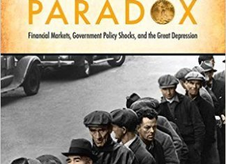 The Midas Paradox Cover