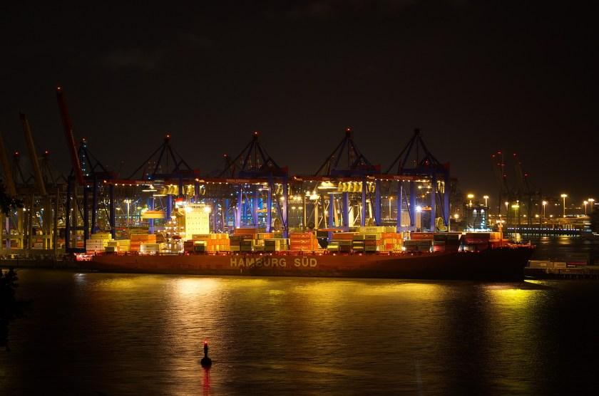 International Trade port