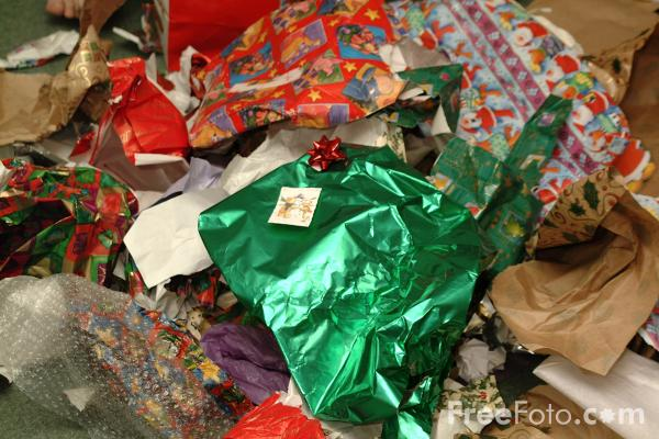 Image result for christmas rubbish
