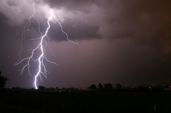 Image result for night thunderstorm