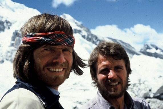 Resultado de imagen para Reinhold Messner everest