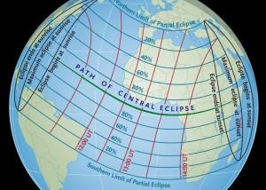 Map via skyandtelescope.com.