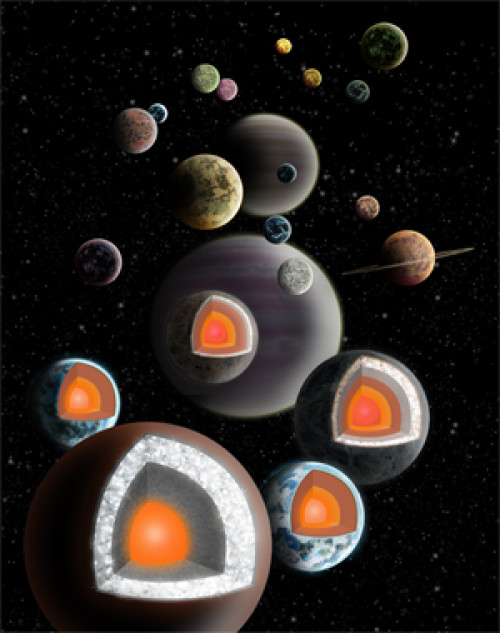 Diamond planets more common than astronomers thought