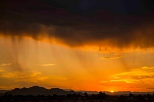 Virga at sunrise | Today's Image | EarthSky