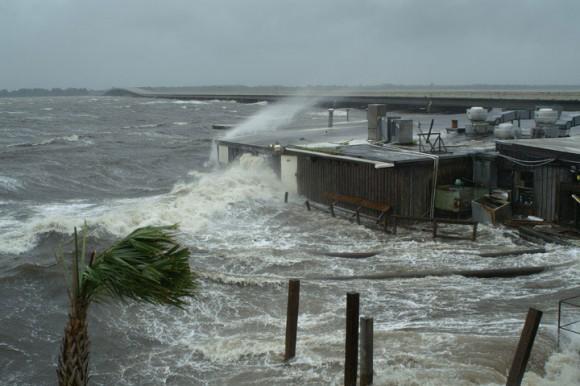 Hurricanes Hit Florida Panhandle