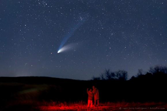 Image result for hale bopp comet