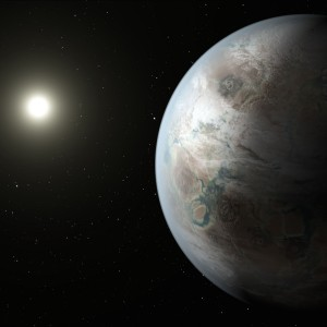 Kepler-452b is older, bigger Earth cousin | Science Wire ...