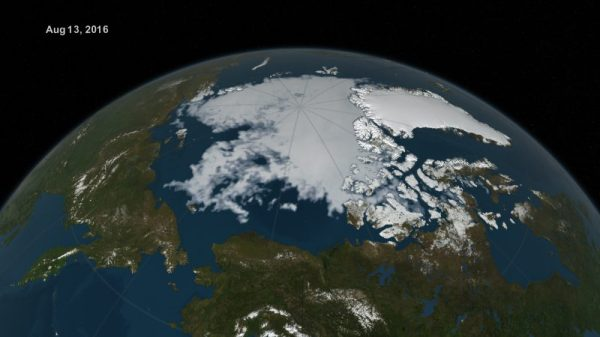 A new normal for Arctic sea ice Earth EarthSky