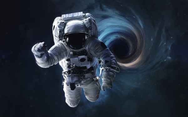 Rotating black holes as portals for hyperspace travel ...