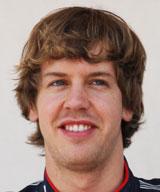 Sebastian Vettel portrait