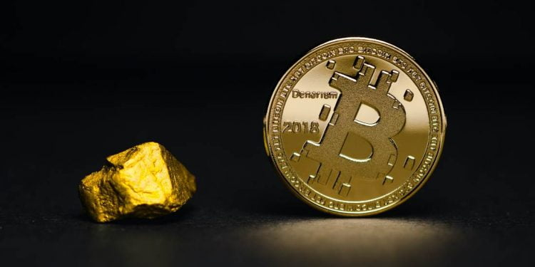 Bitcoin (BTC) Could Be Pulled Down By Weakening Stocks and Gold 4