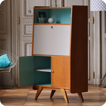 Vintage Furniture Gt Desks Amp Tables Gt 50s Secretary Chest
