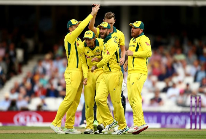 D'Arcy Short, Bowlers helps Australia win