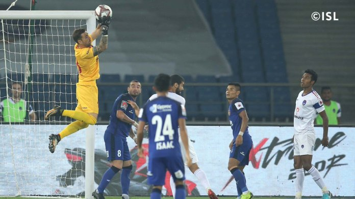Delhi, Chennaiyin settle for a goal less draw