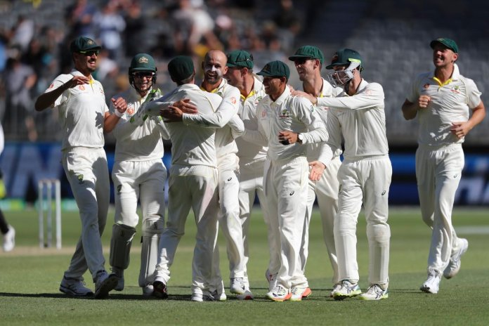 Australia announces unchanged 13-man squad for last two Tests