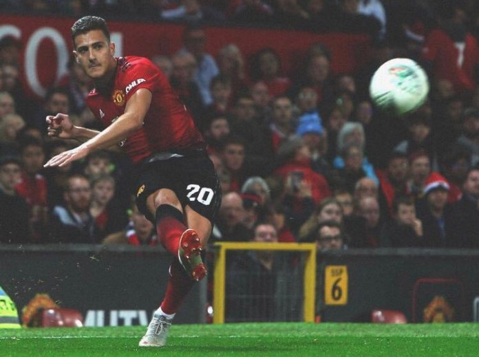 Diogo Dalot is showing what he is capable of