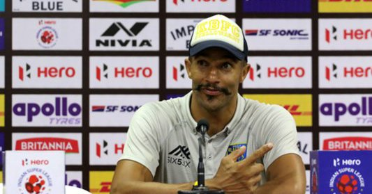 DJ Out, David James and Kerala Blasters part ways on Mutual Consent