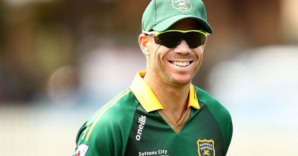 Warner appointed Sylhet Sixers Skipper