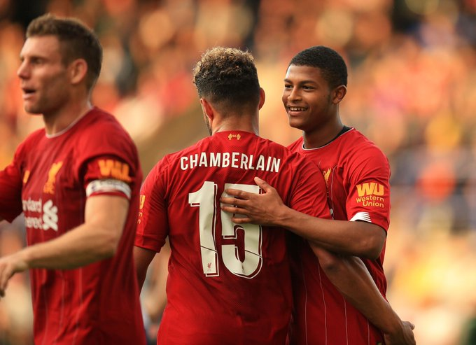 What does the new season hold for Rhian Brewster?